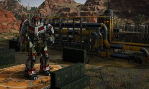 MechWarrior 5 highly compressed game for pc full version