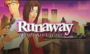 Runaway A Road Adventure game