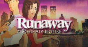 Runaway A Road Adventure game