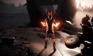 Infamous Second Son game free download for pc full version