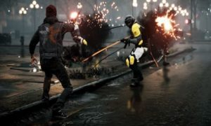 Infamous Second Son highly compressed game for pc full version