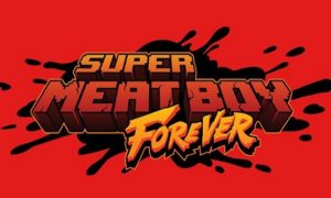 Super Meat Boy Forever game