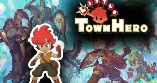 download little town hero game for pc free full version