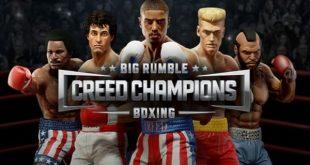 big rumble boxing creed champions game