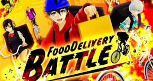 food delivery battle game