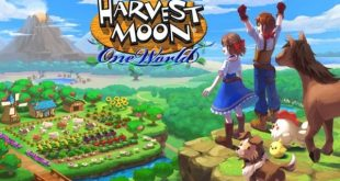 harvest moon one world game